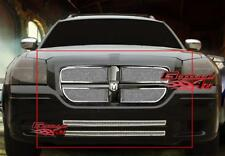 Fits 05-07 Dodge Magnum Stainless Steel Mesh Grille Combo
