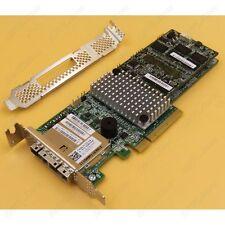LSI LSI00298 9285CV-8e PCI-E 2.0 x8 SATA / SAS RAID Controller Dell GRHH8