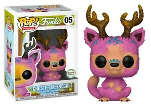 MONSTERS WETMORE FOREST FUNKO POP 05 CHESTER MCFRECKLE SPRING SERIES 9CM FANTASY
