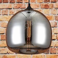 Vintage Glass Globe Ceiling Light Retro Hanging Pendant Lighting Globes Lamp New