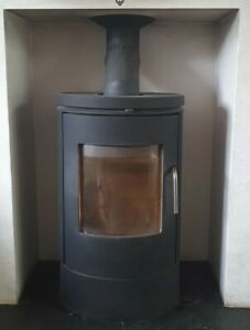 Morso 6140 Woodburner - Needs new glass in door
