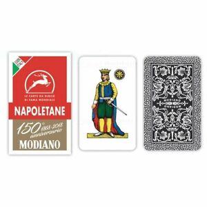 Modiano Napoletane Italian Playing Cards Briscola & scopa ( original )