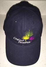 New listing Casino Pauma Ca Navy Blue ball cap baseball hat players club souvenir item
