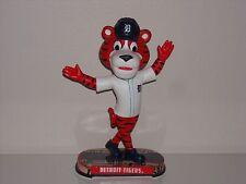 PAWS Detroit Tigers Mascot Bobble Head 2017 MLB* Headlines Edition Base