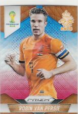 2014 Panini Prizm World Cup Blue and Red #35 Robin van Persie Netherlands