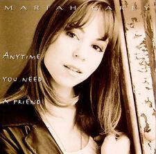 Anytime You Need a Friend [Maxi Single] by Mariah Carey (CD, Jun-1994, Columbia)