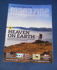 THE CARAVAN CLUB MAGAZINE - THE LAKE DISTRICT - SEPTEMBER 2008
