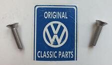 VW MK2 Golf Genuine OEM Door Lock - Latch Mech Bolts - Pack Of 2 - Brand New!!