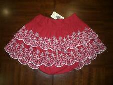 Gap Scalloped Eyelet Skirt With Bloomers Size 18-24 MOS
