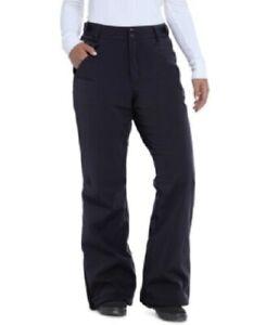 Gerry Ladies' stretch Snow Pant (Black,X-Small)