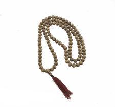 Mala tibétain Perles de Coquillage Om Mani Padme Hum Style Nepal  8 mm 2007