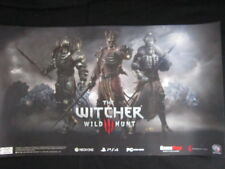 The Witcher 3: Wild Hunt PAX Prime 2014 E3 Game Stop Expo Exclusive Poster