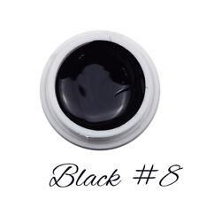 Artlalic 4ml High Quality Pure Colors UV Gel Nail Manicure LED UV Lamp Gel Solid