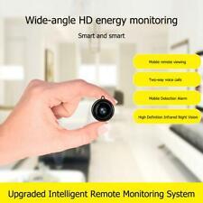 HD 1080p Mini Spy Wifi IP Camera Wireless CCTV Security Hidden DVR Night Vision