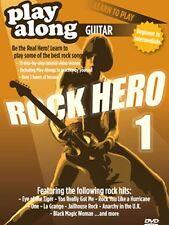 Playalong DVD - Learn to Play Rock Hero 1 [DVD] (2010) Orjan Gill, MB-P3005