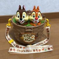 Tokyo Disney Resort Popcorn Bucket Chip & Dale Limited japan