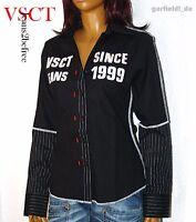 classic chemise girl black* Bluse, Hemd * NEU* Gr.M - Party Girl Shirt by VSCT