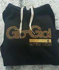 Ladies Gio Goi Black Jumper, Size 8