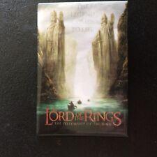 Fellowship of the Rings Pin