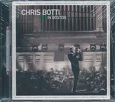 CHRIS BOTTI - IN BOSTON CD+DVD POLISH EDITION
