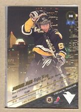 Jaromir Jagr 346 1993-94 Leaf Set (Scan is back of card)