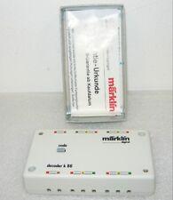 Märklin 6086, Decoder K 86, Empfängermodul f. 2 Weichen/Signale,Spur 1/G,NEU&OVP