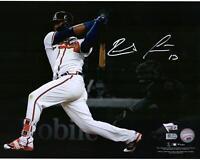 Ronald Acuna Jr. Atlanta Braves Autographed 11'' x 14'' Spotlight Photograph