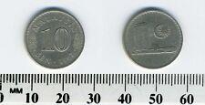 Malaysia 1967 - 10 Sen Copper-Nickel Coin - Parliament house