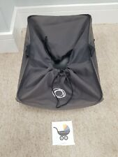 Bugaboo Cameleon 2 Underseat Basket charcoal grey - also fits Cam 1 - fair cond