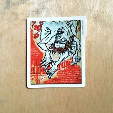 NEW Deal Skateboards Vinyl Stoßstange Original Andy Howell Kunst Street Graffiti sk8