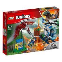 Lego Juniors 10756 Jurassic World Pteranodon Escape ~NEW & Unopened~