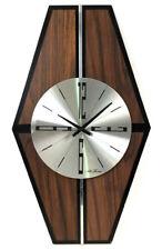 Mid Century Modern Seth Thomas Wall Clock Lot 1066
