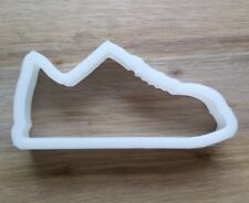Trainer Sneaker Sports Shoe Cookie Cutter Biscuit Pastry Fondant Stencil