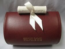 Presentation Box & Cloth Set Vacheron Constantin Mcmlxxii Asymmetric Watch Gift