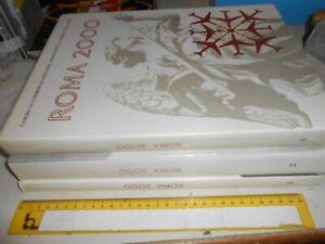 LIBRO: ROMA 2000 3 VOLUMI - SALVATORE TOMASINO