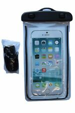 TF Waterproof Cell Phone Case For Smartphones iPhone Androids Color Black