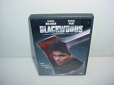 Blackwoods DVD Movie Patrick Muldoon Michael Paré