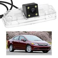 4 LED Car Rear View Camera Reverse Backup CCD for Subaru XV Hatchback 2012-2015