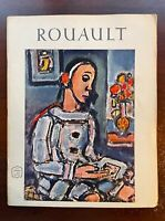 Georges Henri Rouault Library of Great Painters Portfolio Edition 1952