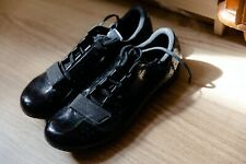 rapha explore cycling shoes uk8 42 black pearlescent limited edition mtb cross