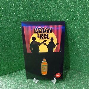 Kenan And Kel Who Loves Orange Soda Bottle Can Enamel Pin Nick Box Exclusive