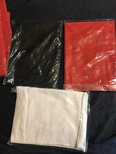 100% Authentic SUPREME RED<BLACK<WHITE Terry Logo Hand Towel