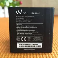 NEW OEM Genuine Replacement Battery For Wiko Sunset 1300mAh 3.7V