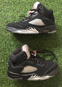 Jordan 5 OG Metallic SIlver 2016 Size 8.5