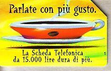 Telefonkarte Italien gut erhalten + unbeschädigt (intern: 2294 )