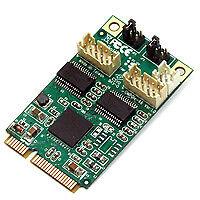 ROLINE MiniPCI-Express-Card RS232