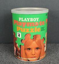 Vintage 1967 Playboy Playmate Jigsaw Puzzle #AP1320 Majken Haugedal Complete