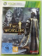 XBOX 360 GAME Two Worlds II, used but GOOD