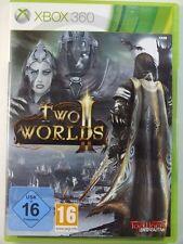 !!! XBOX 360 gioco two Worlds II, usati ma ben!!!