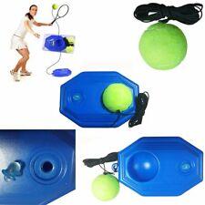 Entraîneur de tennis avec une balle de tennis pour jouer au tennis seul 3,80 M